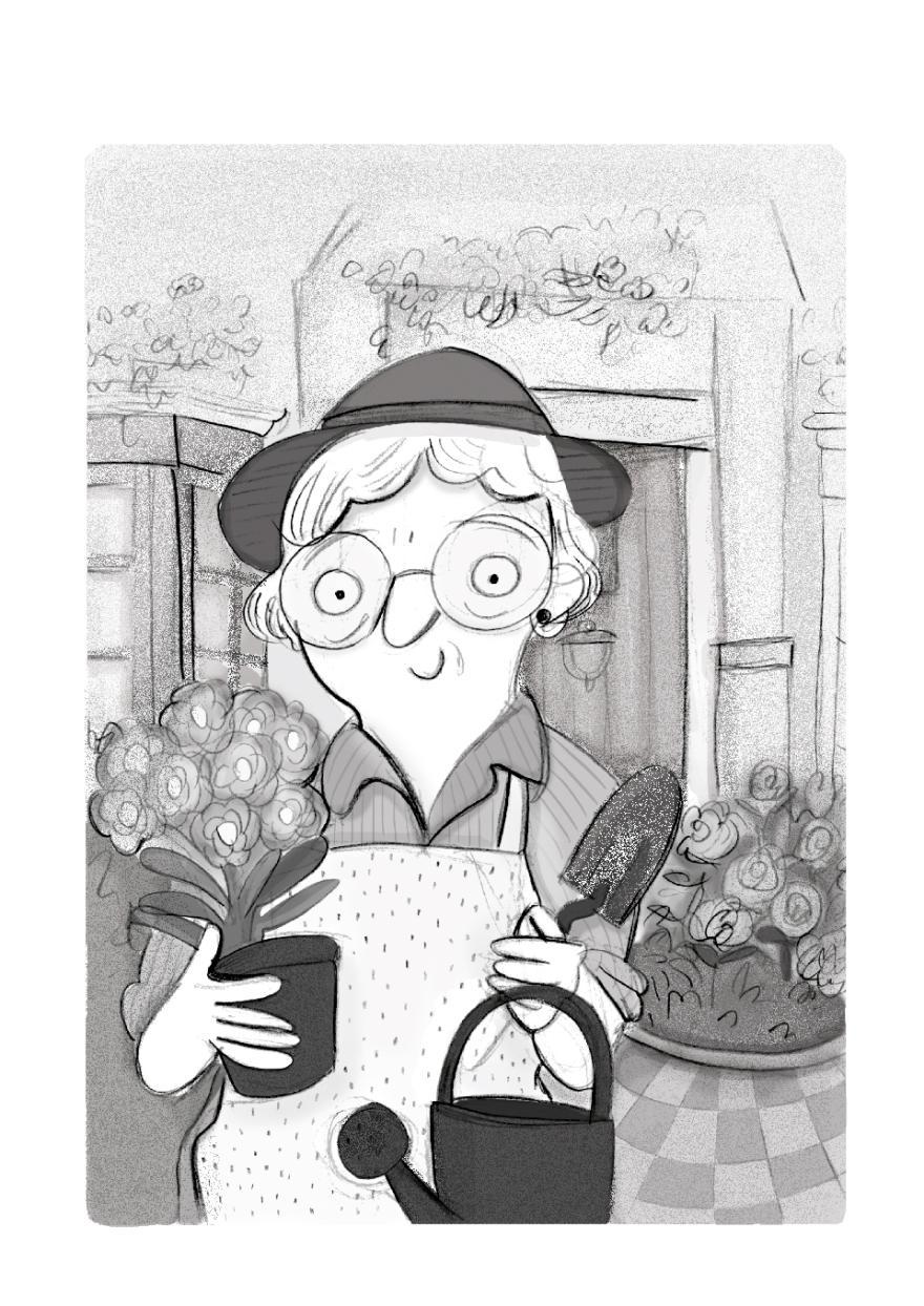 mariaserranoillustration_gardener